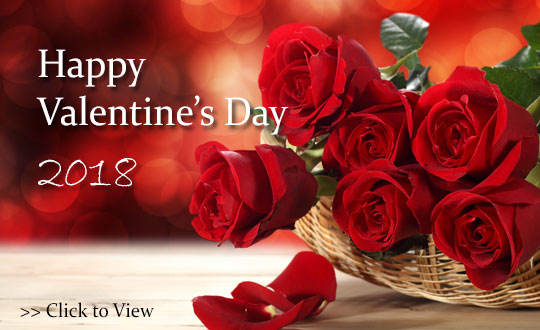 Valentine Flowers Delivery | Send Flowers to your love one for this Valentine's Day